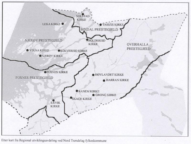 kart over namdalen Sameskole og samemisjon i Indre Namdalen for 250 år sidan kart over namdalen